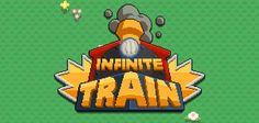 """INFINITE TRAIN per iPhone e Android - un arcade tutto tempismo e coordinazione! Pronti per sudare (ancora una volta) un centinaio di camicie?  Con """"Infinite Train"""" per iPhone e Android dovrete dimostrare tutta la vostra concentrazione e il vostro tempismo!  Vi aspettano un'i #iphone #android #indiegames #arcade #giochi"""