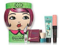 Novidade de Beauté: Holiday Kits / Benefit / Dolly Darling