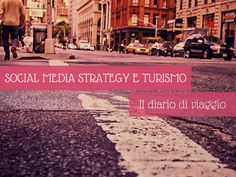 social media marketing, turismo