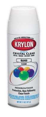 Acrylic Crystal Clear- for use on alcohol ink coasters