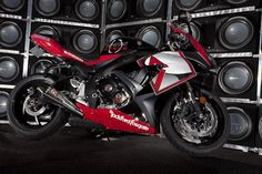 Rockford Fosgate Constant Power GSXR-600 Motorcycle Rockford Fosgate, Gsxr 600, Street Bikes, Cars And Motorcycles, Reading, Vehicles, Books, Libros, Book
