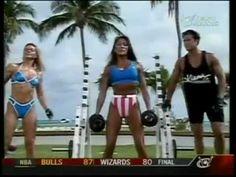Aloha! Kiana's Flex Appeal / Coed Training / Maui, HI / Biceps!  Watch all your favorite episodes at www.kiana.com