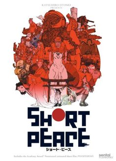 This unique anthology film compiles a series of four landmark shorts by four up and coming talents in the anime world, including Shuhei Morita's POSSESSIONS, Katsuhiro Otomo's COMBUSTIBLE, Hiroaki And