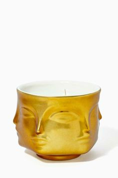 Jonathan Adler Gold Muse D'or Candle