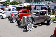 The 43rd MSRA Back To The 50's - Hot Rod Network