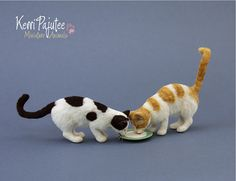 HappyCats | by artist Kerry Pajutee.