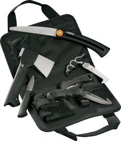 This is a nice set by Gerber for $89.99 - Cabellas