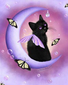 Daybreak Moon Pearls by Melissa Dawn