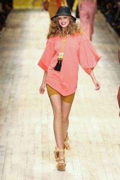 Sonia Rykiel, Paris Mode, Ready To Wear, Collection, Spring, How To Wear, Fashion Trends, Fig, Lotus