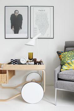 Vaihtelevasti Valkoista // Artek / Valanti / Marimekko / Arne Jacobsen Aj / Vee Speers / Ehrenstråhle