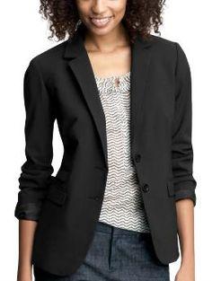 Gap blazer. $98