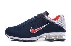 Mens Nike Shox, Nike Shox For Women, Nike Shox Nz, Mens Nike Air, Nike Men, Boys Running Shoes, Nike Running, Blue Shoes, Sneakers Fashion