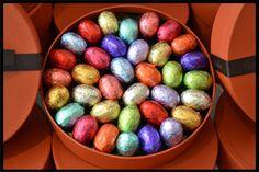 Galler Choclate Egg