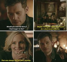 Even though Klaus was a complete dick head still was sad when he had died Klaus From Vampire Diaries, Vampire Diaries Wallpaper, Vampire Diaries Quotes, Vampire Diaries The Originals, Caroline Forbes, Klaus And Caroline, Damon Salvatore, Cw The Originals, Hello Brother