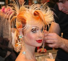 Hair World Competition | judges attention comments to each category of hairstylists worldwide ...