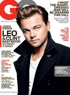 Leonardo DiCaprio for GQ (my 1000th pin!)                                                                                                                                                      Plus