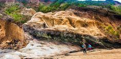 Ripiro Beach Longest drivable beach in NZ