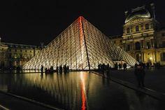 Lud & Leo pelo mundo: Paris à noite