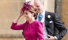 Od ślubu z księciem Williamem księżna Kate nieustannie inspiruje stylem. Wybraliśmy jej najbardziej udane stylizacje ze ślubów. Royal Wedding Outfits, Vogue Wedding, Lavender Dresses, Emilia Wickstead, Meghan Markle, Duchess Of Cambridge, Missoni, Kate Middleton, Mcqueen