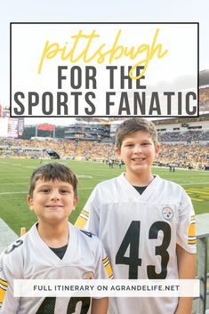 If you are planning a trip to Pittsburgh and love sports, you have to make sure you add these places to your itinerary. Stuff To Do, Things To Do, Good Things, Carnegie Science Center, Pnc Park, Pittsburgh Sports, Sports Fanatics, Feeling Overwhelmed, Ways To Save