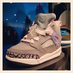 Baby Jordan's!  They're super cute!