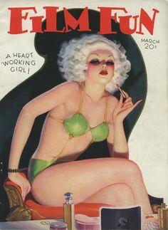 Film Fun 1935