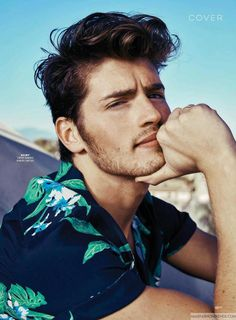 Male Fashion Trends: Gregg Sulkin para Gay Times Magazine Agosto 2016