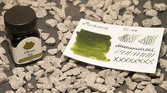 Monteverde Olivine - Tinte des Monats - https://lineatur.expert/monteverde-olivine-tinte-des-monats/?utm_source=PN&utm_medium=Pinterest+Lineatur.Expert&utm_campaign=SNAP%2Bfrom%2Blineatur.expert