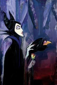 Maleficent - The Sleeping Beauty // Malévola - A Bela Adormecida.