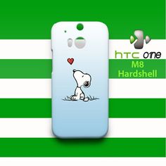Snoopy HTC One M8 Case Cover Hardshell