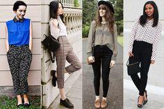 Como usar: Calça de cintura alta | Just Lia