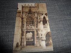 Venice   porta #della #carta ingresso al palazzo ducale  sepia    #vintage postca,  View more on the LINK: http://www.zeppy.io/product/gb/2/172436930926/