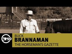 Buck Brannaman demonstrates a half-circle exercise that he uses to free up the forequarters.