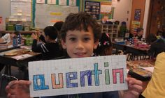 10 Hands-On Strategies for Teaching Area and Perimeter | Scholastic.com, love the name activity