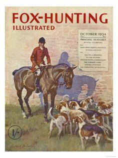 fox-hunting illustrated