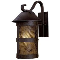 Shop for Minka Lavery Lander Heights 1 Light Wall Mount. Get free delivery On EVERYTHING* Overstock - Your Online Outdoor Lighting Store! Craftsman Outdoor Lighting, Outdoor Wall Sconce, Outdoor Wall Lighting, Wall Sconce Lighting, Outdoor Ceiling Fans, Outdoor Wall Lantern, Wall Lights, Ceiling Lights, Minka