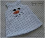 Love this!    Love this!    http://www.funkeymonkeyboutique.com/item_177/Minky-Dot-Dress-Swing-Top--Snowman-Personalized.htm