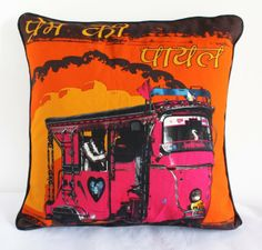 pink taxi cushions :P