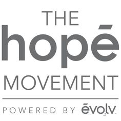 The Hope Movement - Reboot your life and nourish children! To order Evolv Products ~ http://www.evolvhealth.com/hopemovement/