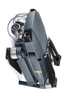 DJI Mavic Pro – An ultra-portable 4K drone capable of following a subject!