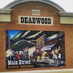 Deadwood, SD.