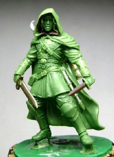 Young Hedge Knight - Dual Wield - George R.R. Martin Masterworks - Miniature Lines