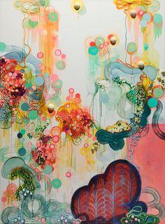 Festoon, 2015 - Sarah Lutz