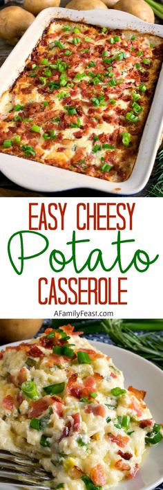 Easy Cheesy Potato C
