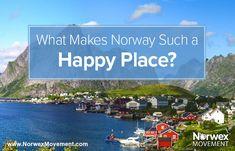 Hva gjør Norge et så godt sted?