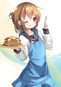 甘いもの食べたいです