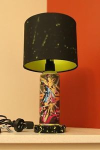 Graffiti Lamp Ironlak Lamp