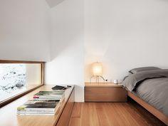 House In Vallée De Joux by Ralph Germann Architectes
