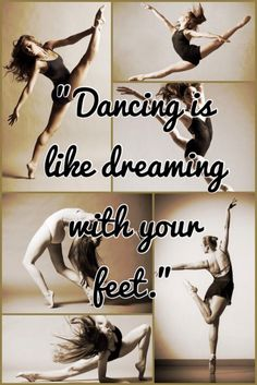 Dance Quote by PalomaIsMe