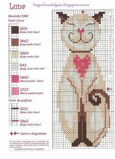 los gráficos del gato: GATITOS CORAZON